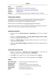 sample resume for mechanical engineer fresher cv format for freshers in india format of resume in word computer certificate format template net best free resume templates download for