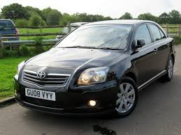 toyota avensis used toyota avensis tr for sale motors co uk