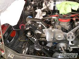 1992 mustang supercharger upgrading fox cylinder heads americanmuscle