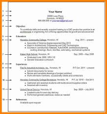 resume exles for college student first job 6 sle job resume with work experience sap appeal