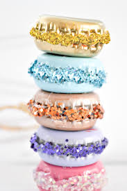 diy bottle cap macaroon ornaments a craft in your day