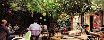 Backyard Beer Garden Beer Gardens To Celebrate Oktoberfest