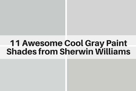 best sherwin williams white paint colors for kitchen cabinets 11 awesome cool gray paint shades from sherwin williams
