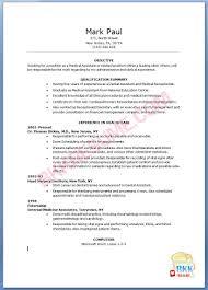 dental resume examples