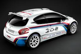 peugeot malaysia peugeot sport replaces 207 s2000 rally racer with new 208 r5