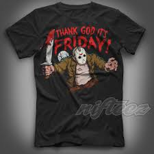 Halloween Shirt by Thank God It U0027s Friday Sd1131 Friday The 13th Parody