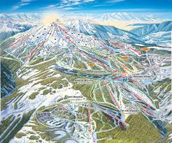 New Orleans Elevation Map by 3d Map Of Big Sky Shows Off Lone Peak U0027s Epic Steeps Curbed Ski