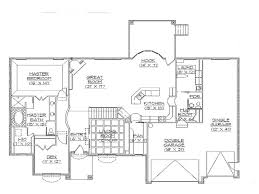 house plan with two master suites house plans rambler house plans with two master suites rambler