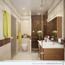 Bathroom Contemporary Bathroom Tile Design by 20 Contemporary Bathroom Design Ideas Home Design Lover