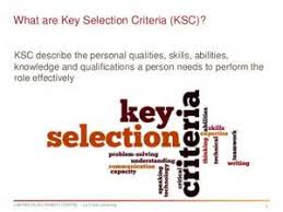 example cover letter addressing selection criteria how to write
