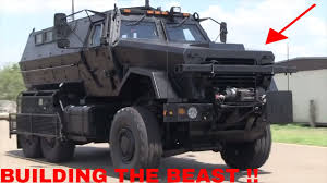 swat vehicles swat truck build an inside look youtube