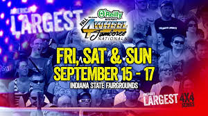monster truck show indianapolis event alert 4 wheel jamboree invades indiana state fairgrounds
