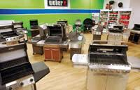 Fortunoff Backyard Store by Big Display Yields Big Results For Fortunoff Weber Casual Living