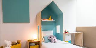 fabriquer chambre diy enfant fabriquer une cabane de lit