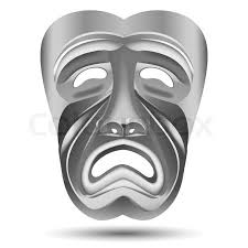 photo collection face mask sad