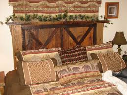 Design For Headboard Shapes Ideas Furniture Cool Homemade Headboards With Checked Bed Linen For