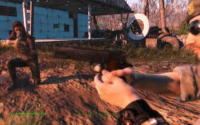 colt 1911 series 70 government model at fallout 4 nexus mods and
