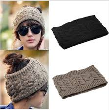 korean headband tripleclicks fashion korean winter warm women braided knit