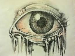 sketches for scary eye sketch www sketchesxo com