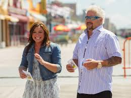 boardwalk bites rachael vs guy celebrity cook off food network