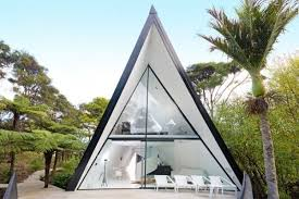 Modern Tiny House A Frame Cabin Design U2013 Modern Tiny House Ideas