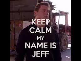 my name is jeff vine clean kid version youtube