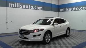 honda accord crosstour ex l 2011 honda accord crosstour 4wd ex l certified one owner