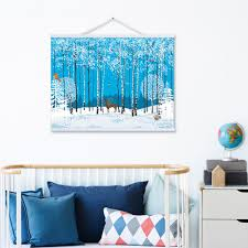 Kawaii Home Decor by Online Get Cheap Snow Forest Pictures Aliexpress Com Alibaba Group