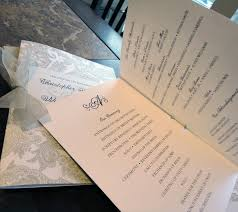 what goes on a wedding program wedding programs and table numbers kindly rsvp designs