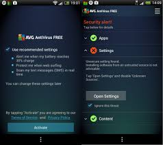 free avg for android free avg antivirus for android security and backup