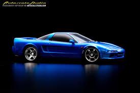 mzp131mb honda nsx type r metallic blue autoscale studio オート
