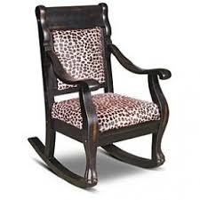 cheetah print chairs foter