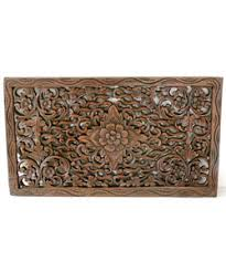 dazzling design ideas carved wooden wall plaques decoration