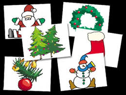 free christmas clipart cards