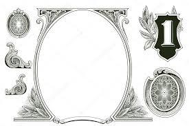 money ornaments stock photo createfirst 3505250