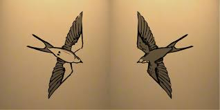 100 traditional swallow tattoo designs sparrow tattoos