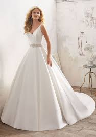 a line wedding dress the 25 best satin wedding gowns ideas on lace wedding