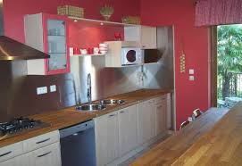 revetement mural cuisine inox revetement mural cuisine ikea inspirations avec des cradences daco