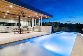 fajkus architecture designs a home incorporating its local