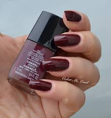 chanel le vernis long wear nail colour reds review swatch