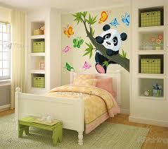 stickers panda chambre bébé stickers muraux chambre bébé ours panda artpainting4you eu