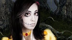Dead Snow White Halloween Costume Dead Snow White Makeup Tutorial Saubhaya Makeup