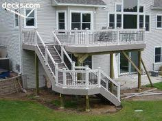 need to expand and remodel our second story deck this would be