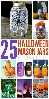 Halloween Craft Patterns 25 Halloween Mason Jar Ideas Mason Jar Crafts Craft And Holidays