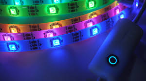 flickerstrip the customizable home wi fi led light by
