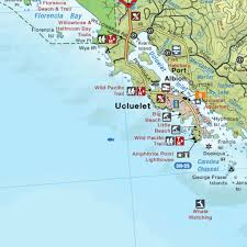 Map Book South Vancouver Island Recreation Map Backroad Mapbook Backroad