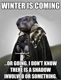 Winter Is Coming Meme - winter is coming or going i don t know there is a shadow
