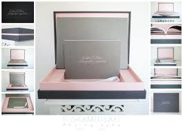 luxury wedding albums graphistudio wedding albums by fionamillsart photography