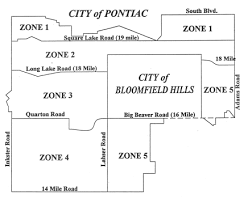 solid waste collection and schedule bloomfield township