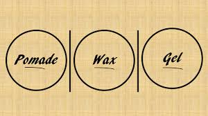 Pomade Wax pomade vs wax vs gel manomics